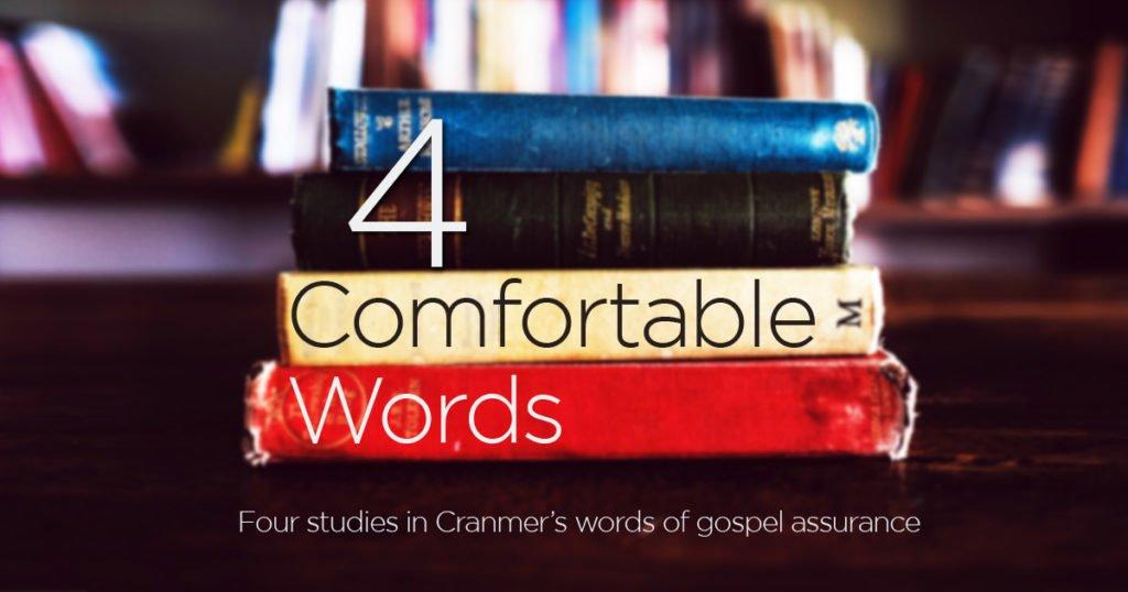 4 Comfortable Words