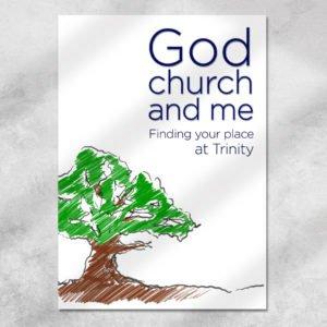 God Church & Me Study Guide