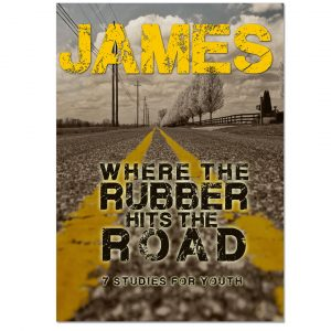 James Bible Study Guide for Youth