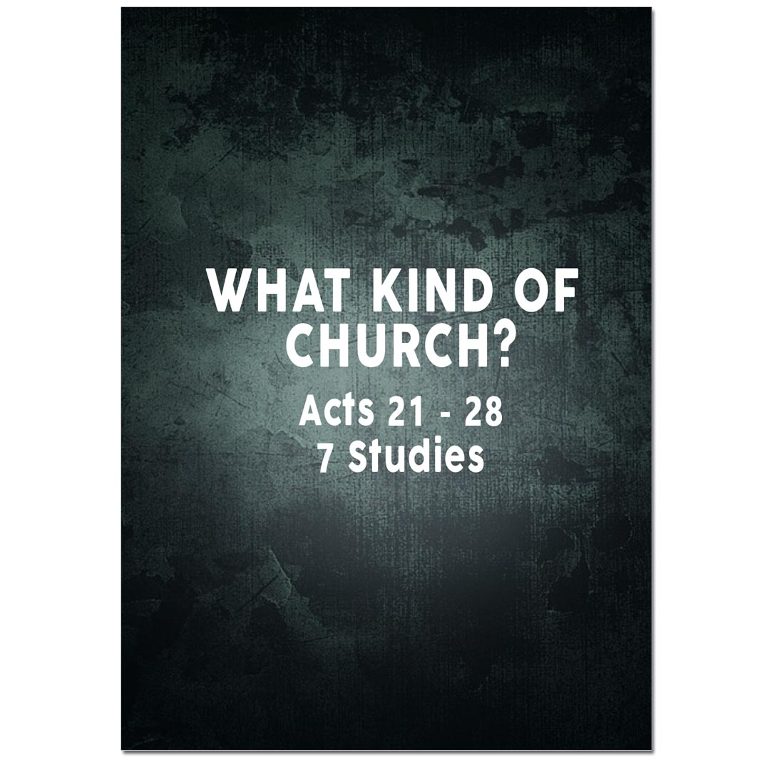 Acts 21 -28 Study Guide